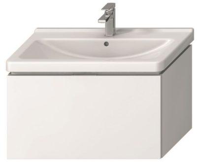 CUBITO Skrinka pod umývadlo 85 cm,biela