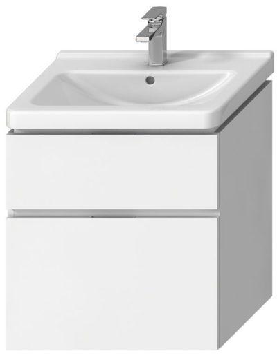 CUBITO Skrinka pod umývadlo 65cm,biela