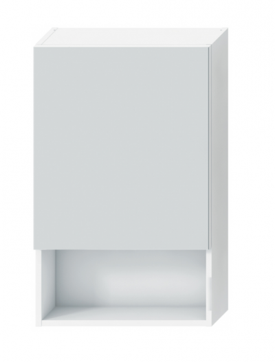 LYRA zrkadlová skrinka 80 x 50cm biela