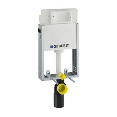 Inštalačný modul KombifixBasic pre závesné WC s nádržkou Delta 12cm