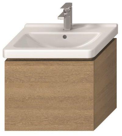 CUBITO Skrinka pod umývadlo 60cm,dub