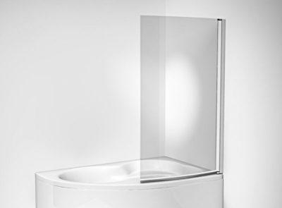MIO vaňová zástena 91x153 cm jednodielna