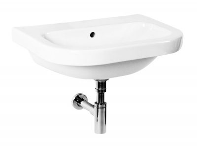 DEEP by JIKA Umývadlo BABY 50 cm,biele