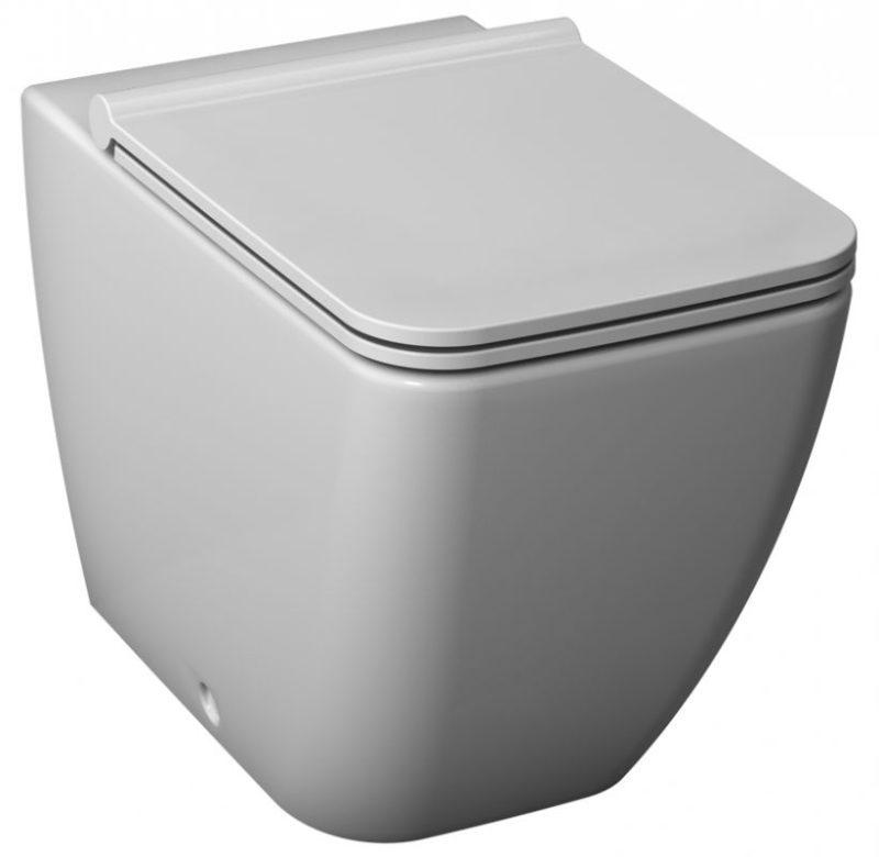 CUBITO PURE Samostatne stojace WC
