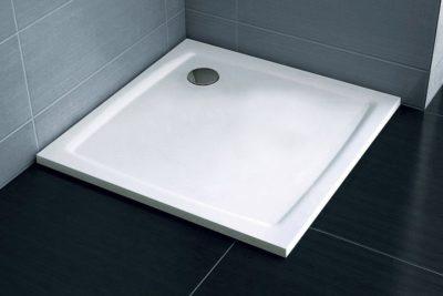 Perseus Pro Flat -90 Štvorcová sprchová vanička