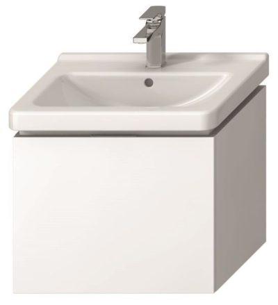 CUBITO Skrinka pod umývadlo 60 cm,biela