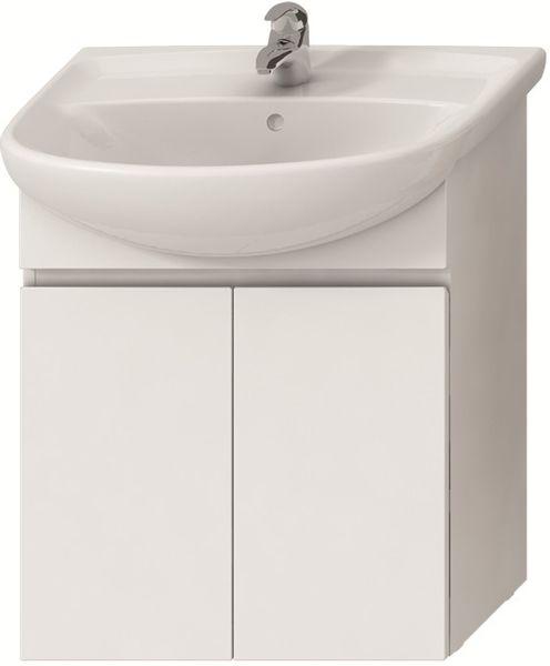 LYRA skrinka pod umývadlo 65 cm, biela