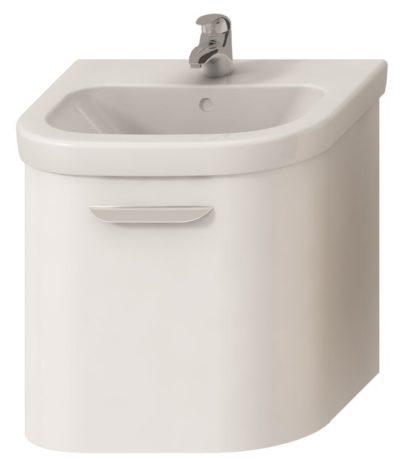 DEEP by JIKA Skrinka pod umývadlo 55cm, biela
