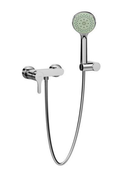 MIO Sprchová nástenná batéria so sprchovou sadou