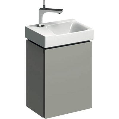Skrinka Geberit Xeno² pod malé umývadlo, s jednými dvierkami 500.502.00.1
