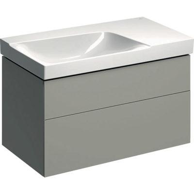 Skrinka Geberit Xeno² pod umývadlo s úložnou plochou, 500.515.00.1