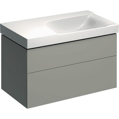 Skrinka Geberit Xeno²  pod umývadlo s úložnou plochou,   500.516.00.1