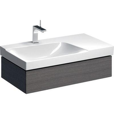 Skrinka Geberit Xeno² pod umývadlo s úložnou plochou,  500.513.43.1