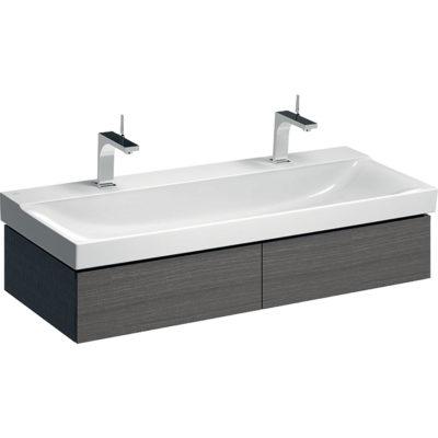 Skrinka Geberit Xeno² pod umývadlo so šírkou od 120 cm,  500.517.43.1