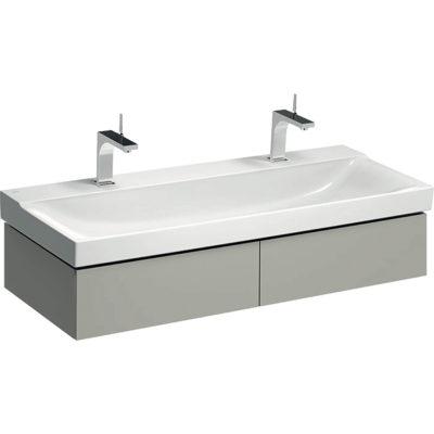 Skrinka Geberit Xeno² pod umývadlo so šírkou od 120 cm, 500.517.00.1