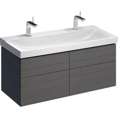 Skrinka Geberit Xeno² pod umývadlo so šírkou od 120 cm,  500.518.43.1