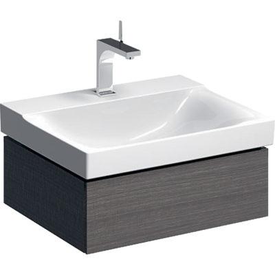 Skrinka Geberit Xeno? pod umývadlo, s jednou zásuvkou: B=58cm 500.505.43.1