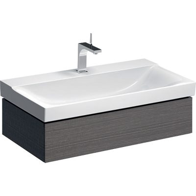 Skrinka Geberit Xeno² pod umývadlo, s jednou zásuvkou: B=88cm   500.508.43.1