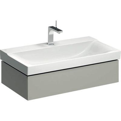 Skrinka Geberit Xeno² pod umývadlo, s jednou zásuvkou: B=88cm  500.508.00.1