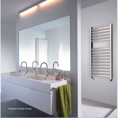Kúpeľňový radiátor ZEHNDER  TIMBER 1180x500 chróm
