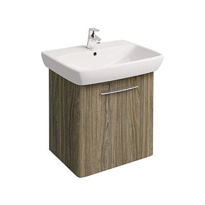 NOVA PRO kúpeľňová zostava 65 cm, sivý brest