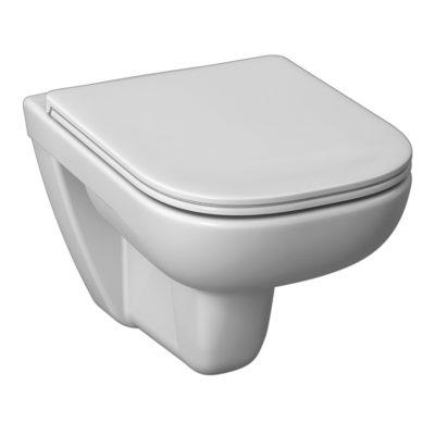 DEEP by JIKA WC závesné, biele