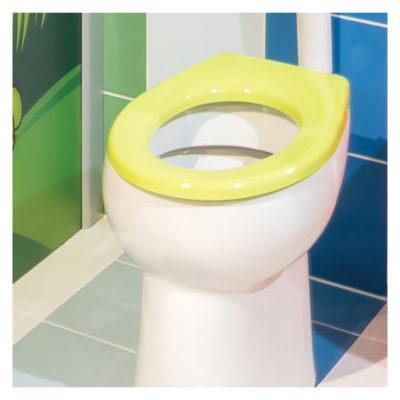 BABY WC doska BABY zelená