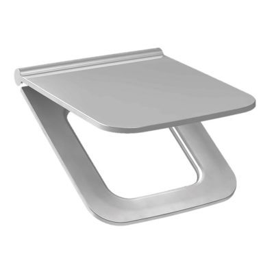 CUBITO PURE WC doska biela,SLOWCLOSE,duroplastová
