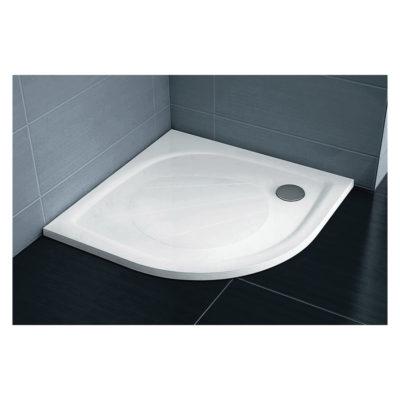 Elipso Pro -100 Štvrťkruhová sprchovacia vanička