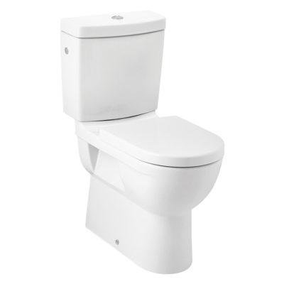 MIO zvýšená WC misa 50cm, biela