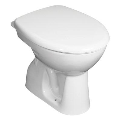 ZETA samostatne stojace WC so zvislým odpadom
