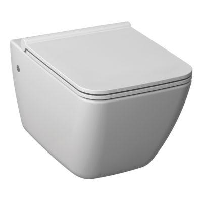 CUBITO PURE závesné WC, perla