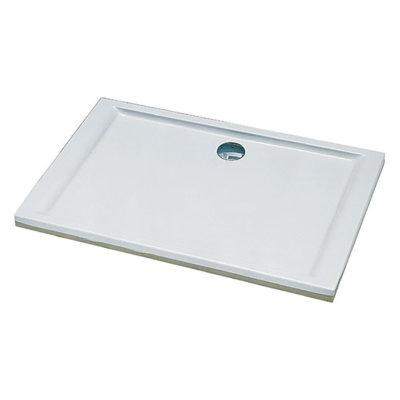 PACIFIK obdĺžniková sprchovacia vanička 100 x 80 cm