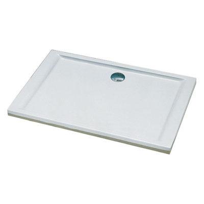 PACIFIK obdĺžniková sprchovacia vanička 100 x 90 cm