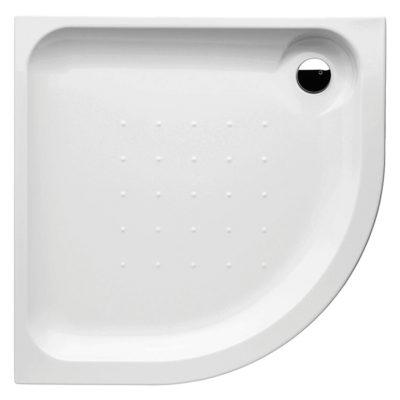 Sprchová štvrťkruhová vanička 90cm,vstavaná DEEP by JIKA  2138320000001