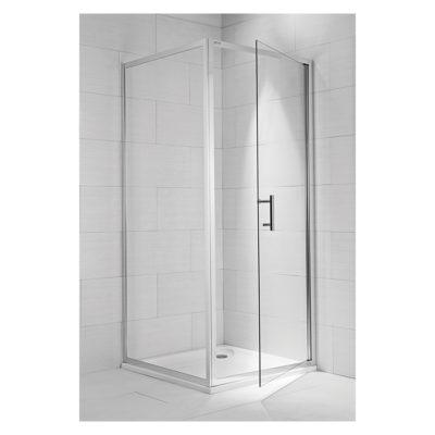CUBITO PURE sprchová pevná stena 90 cm
