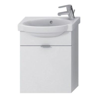 TIGO Skrinka s umývadielkom 45 cm,biela
