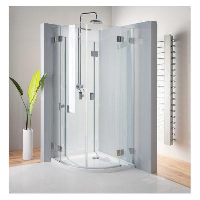 NIVEN sprchovací kút 90 x 90 cm  FKPF90222008