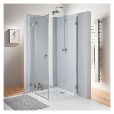 Sprchové dvere 80 cm, ľavé - NIVEN  FDSF80222008L