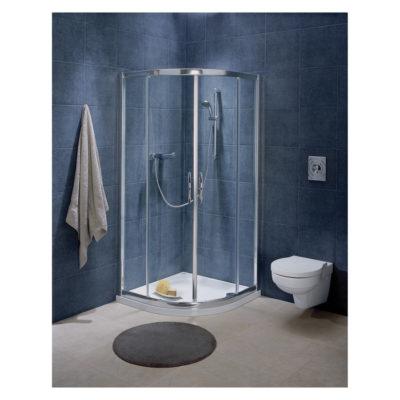 Sprchovací kút 90 x 90 cm - Akcent Plus  LKPG90R22003