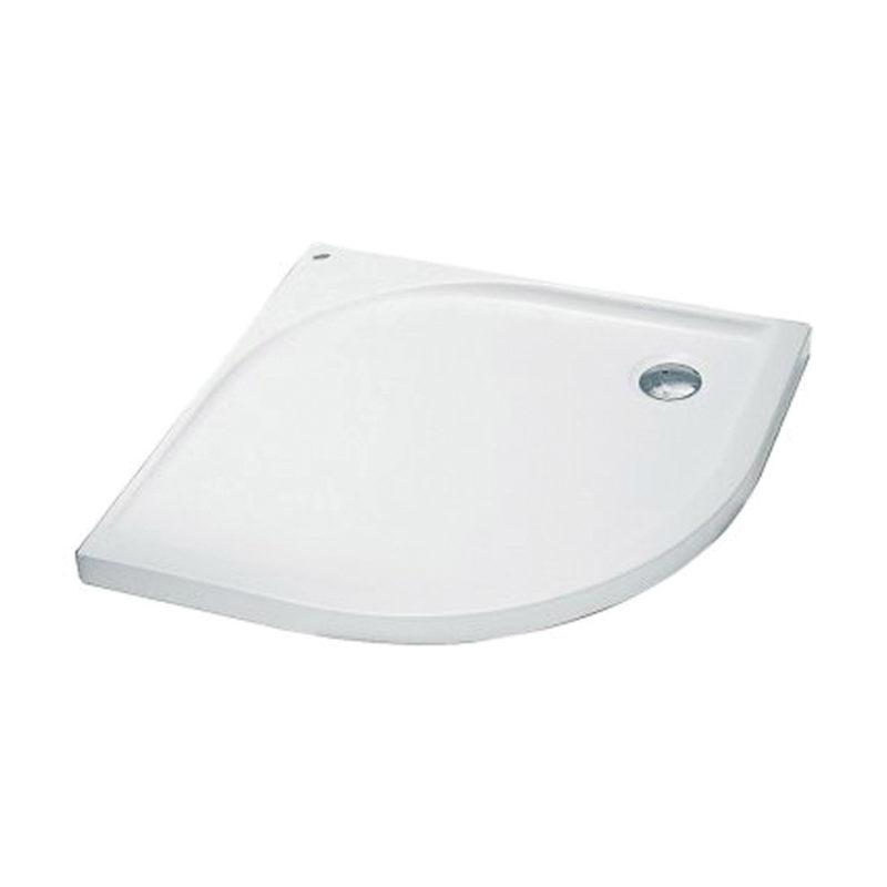 Sprchovacia vanička štvrťkruhová 80 x 80 cm AKCENT  XBN0480000