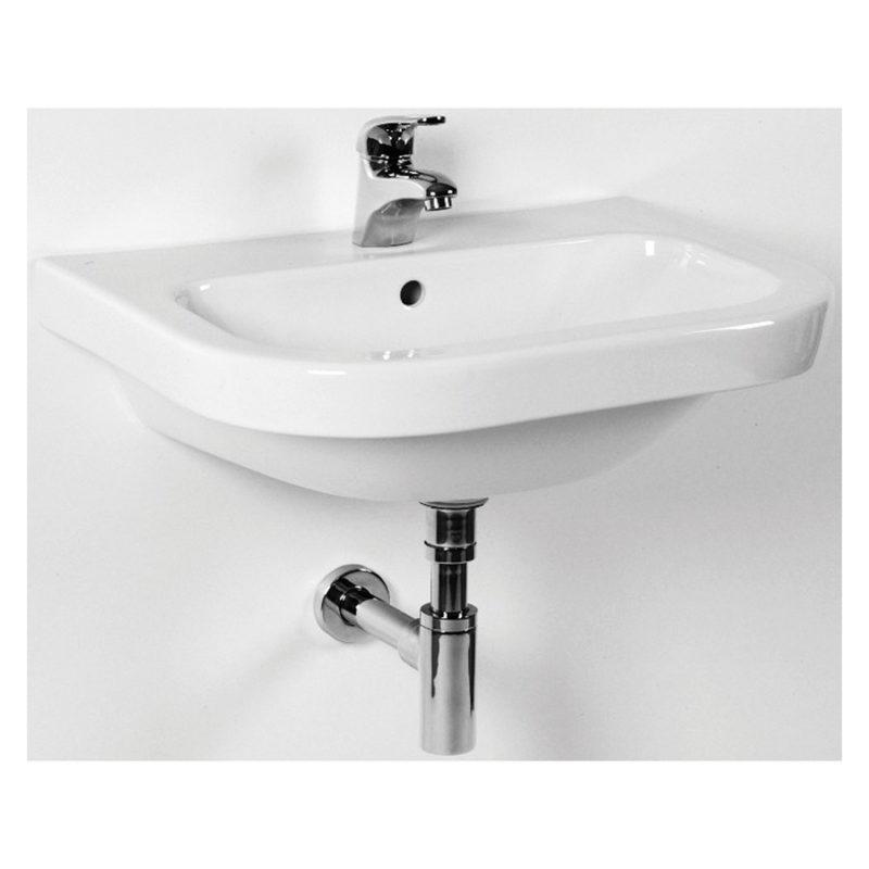DEEP by JIKA Umývadlo 50 cm,biele H8126110001041