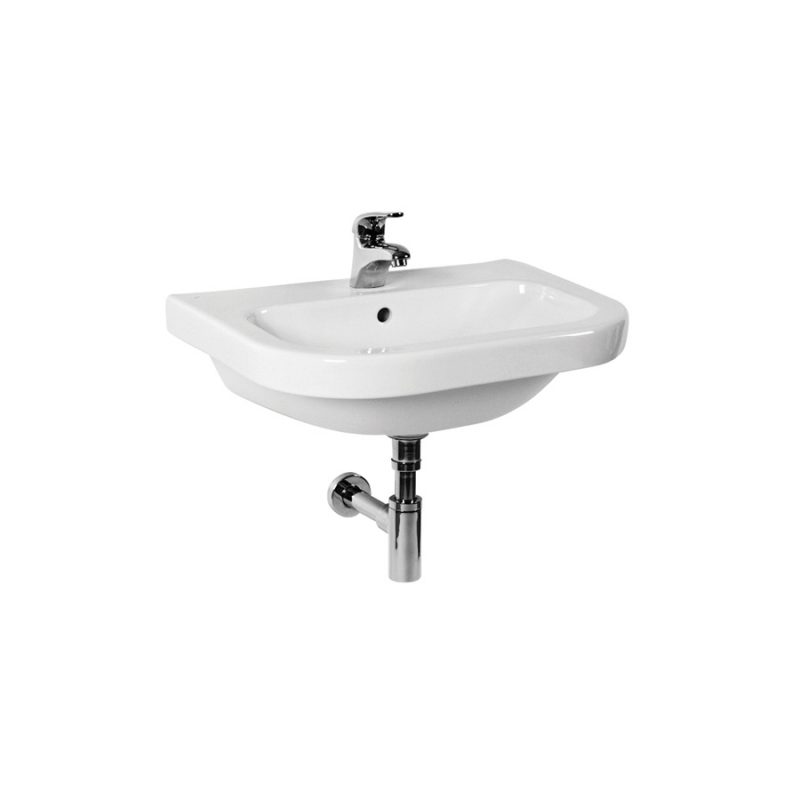 DEEP by JIKA Umývadlo 55cm, biele  H8126120001041