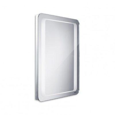 Podsvietené LED zrkadlo 80 x 60 cm