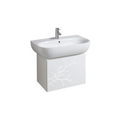 Skrinka pod umývadlo, závesná 4U GEBERIT, 804164000
