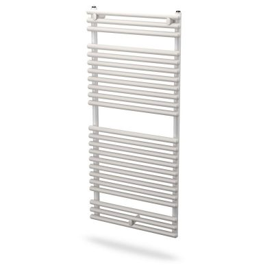 Kúpeľňový radiátor SKALAR - SANTORINI 1134 x 600, rebríkový radiátor, SAN1106