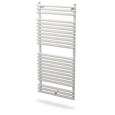 Kúpeľňový radiátor SKALAR - SANTORINI 1134 x 750, rebríkový radiátor, SAN1107