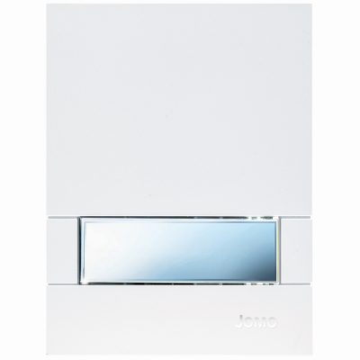 Ovládacie tlačidlo JOMO pre pisoár EXCLUSIVE URINAL URM-K (PLAST) biela/tlačidlo JOMO chróm lesk