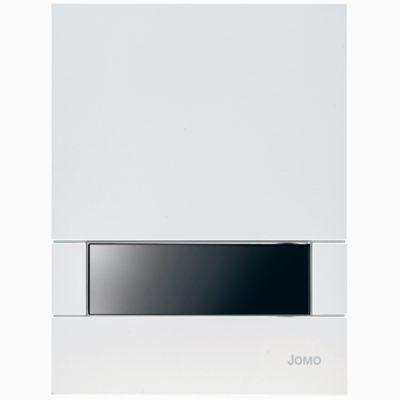 Ovládacie tlačidlo JOMO pre pisoár EXCLUSIVE URINAL URM-K (PLAST) biela/tlačidlo JOMO čierne