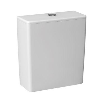 WC nádržka, JIKA Cubito pure spodné napúšťanie, bez splachovacieho mechanizmu